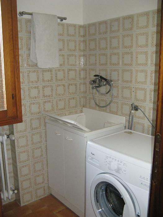 Casa di Marta, Portogruaro - Lavanderia, laundry, buanderie, lavadero, Waschküche
